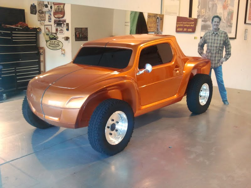 TheSamba com :: Gallery - baja bug kit car