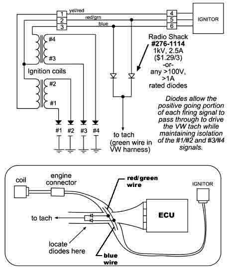 845525 thesamba com vanagon view topic speedo tach from a vw fox VW Wiring Harness Diagram at edmiracle.co