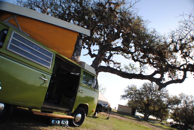VW classic Campsite 2