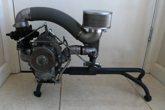 Mag Supercharger