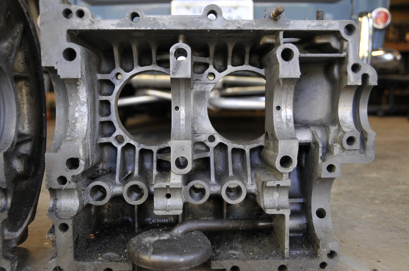 type 3 engine case