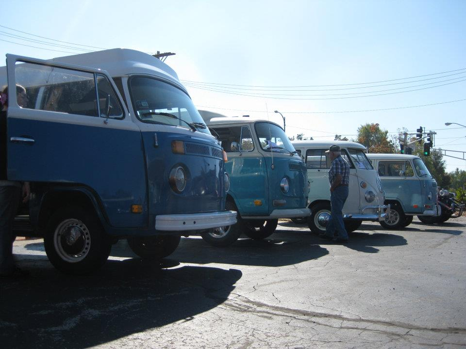 Buses at the Brewery 2011 – Springfield, MO