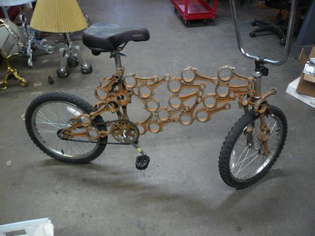 con rod bike