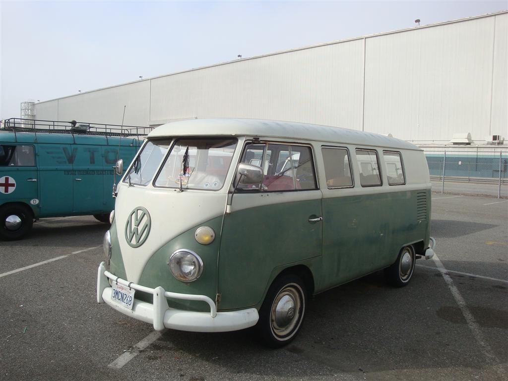 Velvet Green Standard Microbus