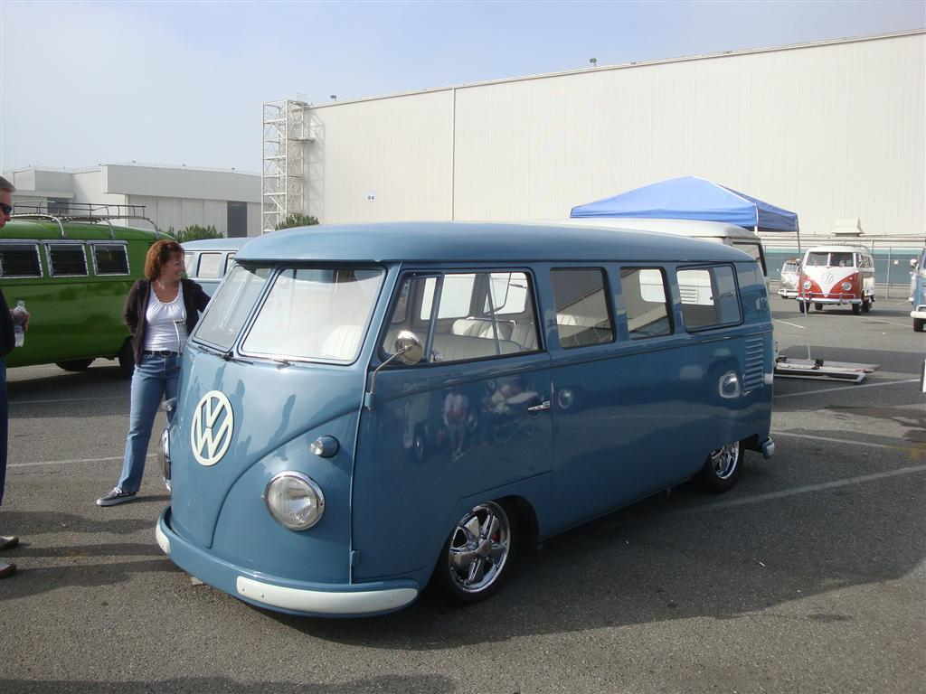 Lowered Dove Blue Kombi