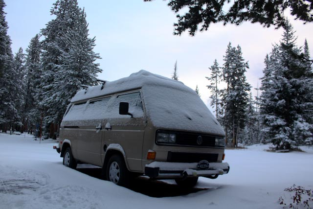 Wiilderness & Snow