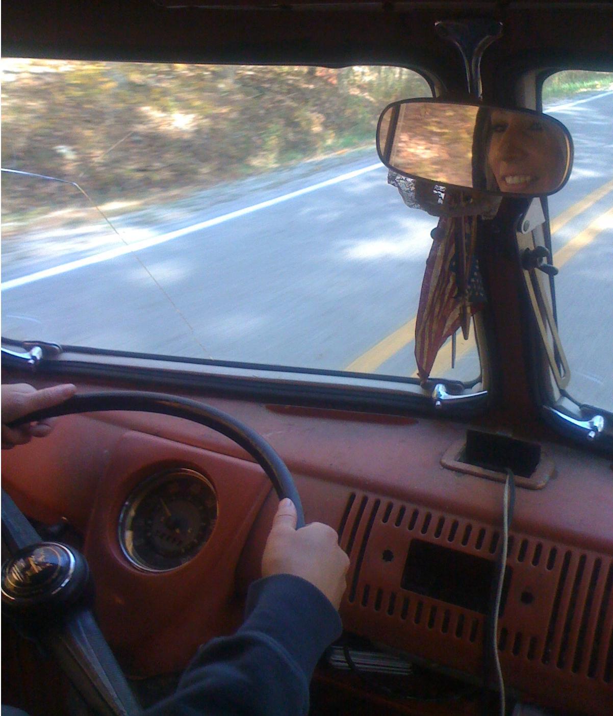Never restored September 1960 SWR panel truck