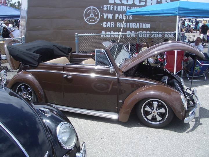 VW CLASSICS IRVINE, CA. .2011
