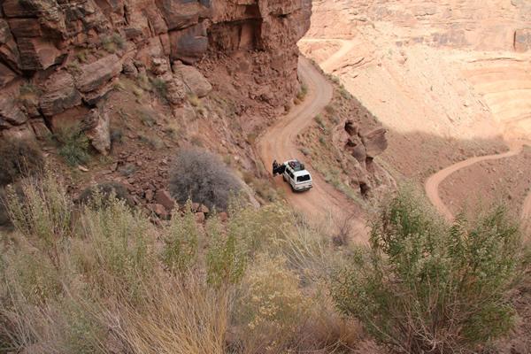 White Rim Trail, Canyonlands National Park