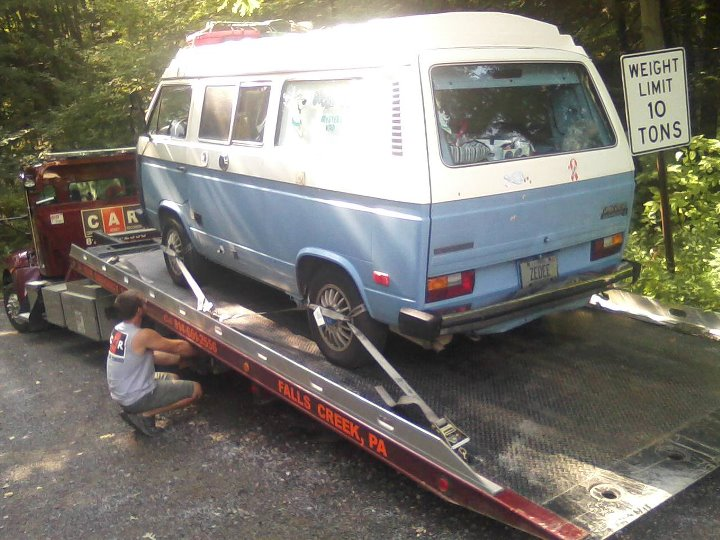 Scooby Gets a Lift