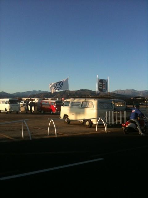 West Coast Bays Campout - Pomona Fairgrounds