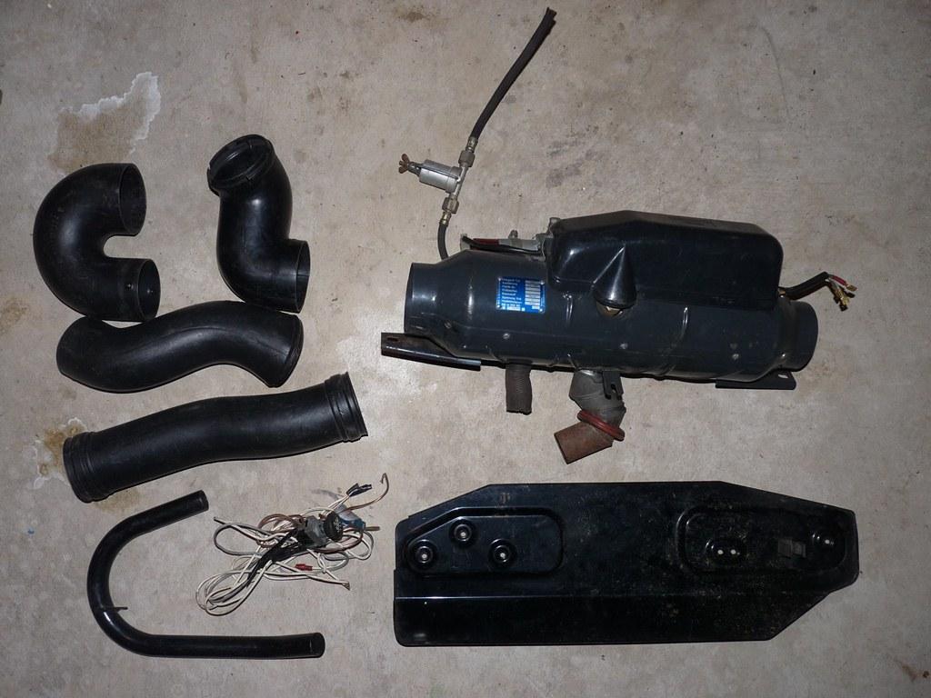 Eberspacher BN2 Gas Heater