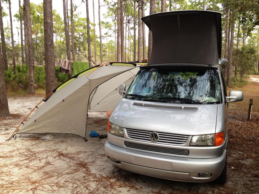 Eurovan Camping improvemnet ideas