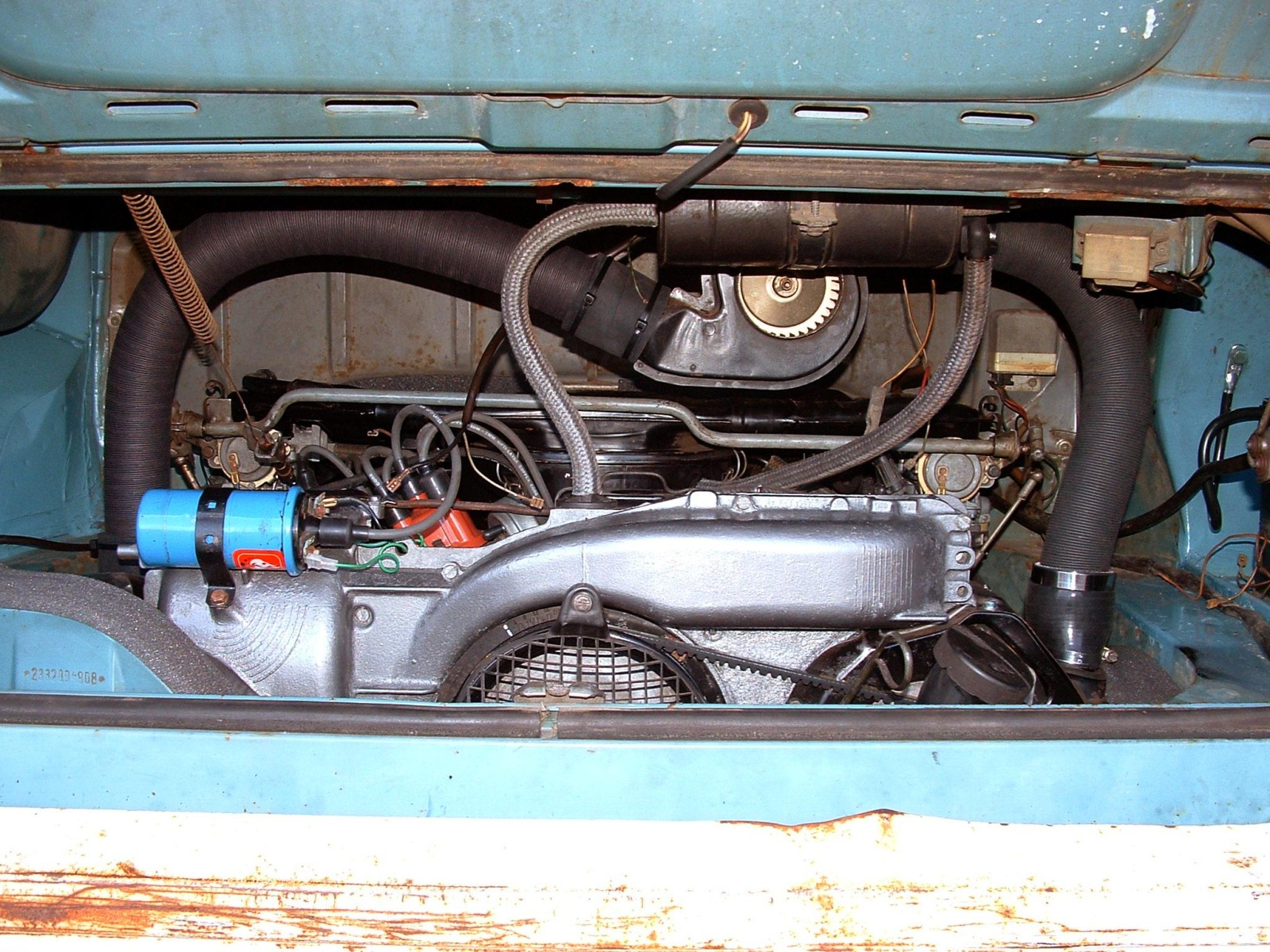 1973 Vw Beetle Engine Compartment Wiring 72 Volkswagen Diagram Thesamba Com Bay Window Bus View Topic Rh 1967 Harness