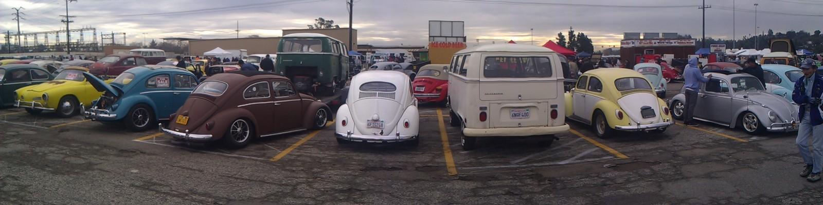Pamona Classic car show 2012