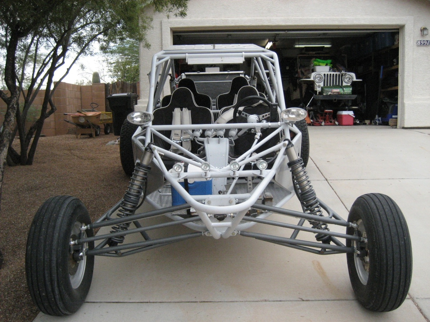 image may have been reduced in size click image to view fullscreen - Dune Buggy Frame Kit