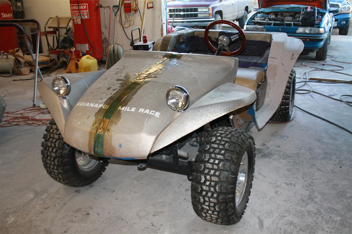 TheSamba com :: Kit Car/Fiberglass Buggy/356 Replica - View