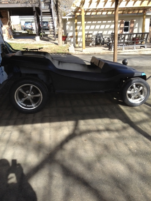 dune buggy project