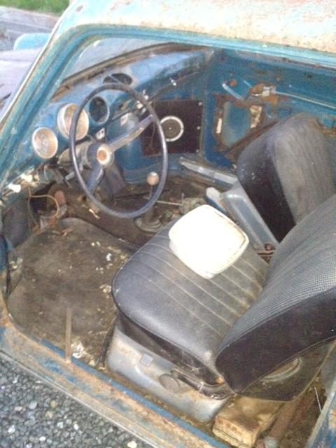 1964 Notchback S