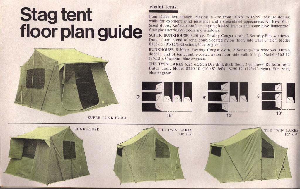 White Stag Tents-Hirsch Weis & TheSamba.com :: Gallery - White Stag Tents-Hirsch Weis