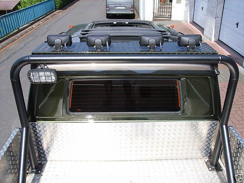 TheSamba com :: Vanagon - View topic - Doka sunroof options