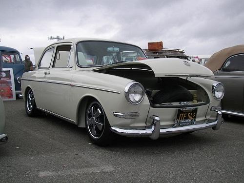 1965 notchback S