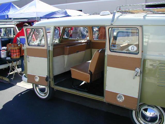 Thesamba Com Gallery 1960 Rare Double Door Kombi Bus