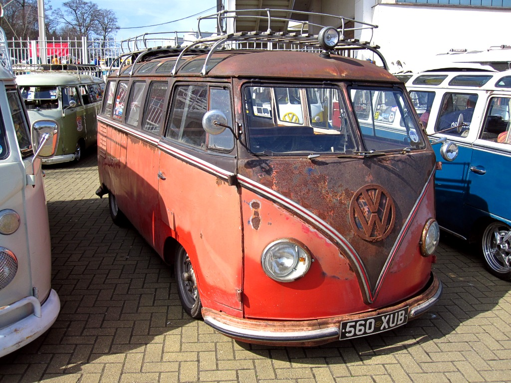 """barndoor of the woods"" @ volksworld show 2012"