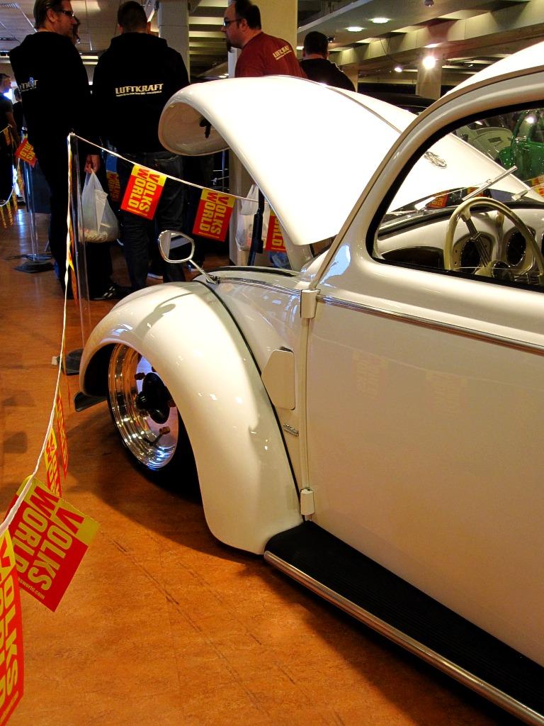 white split @ volksworld show 2012
