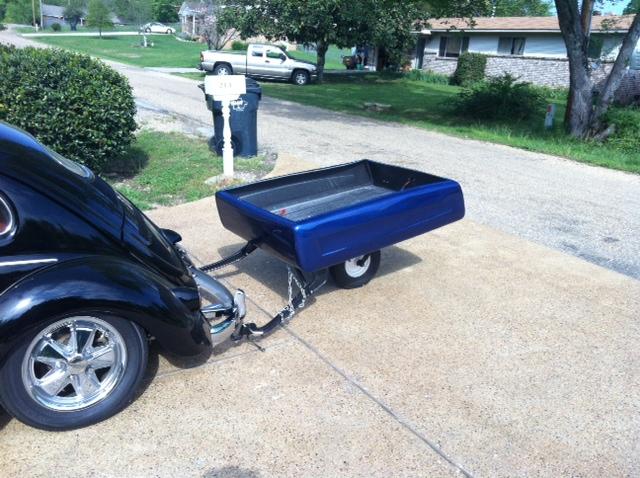 My new allstate trailer