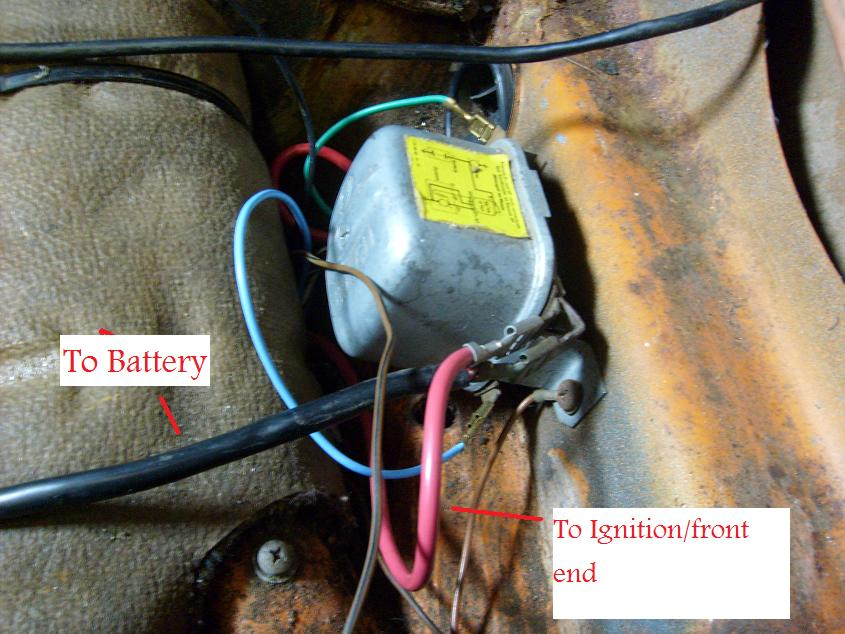 922013 thesamba com beetle late model super 1968 up view topic vw bug starter wiring at creativeand.co