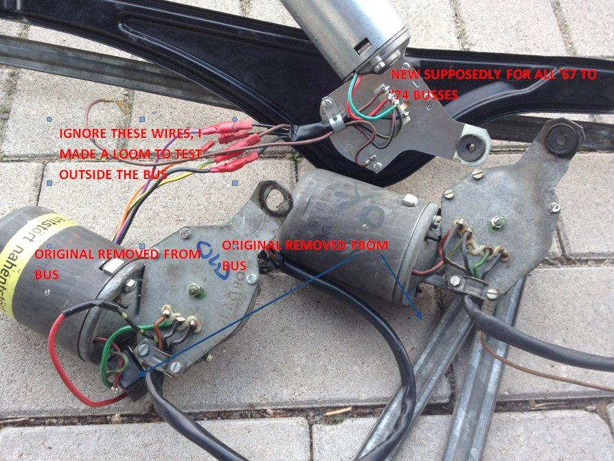 TheSamba.com :: Bay Window Bus - View topic - Wiper Motor ...