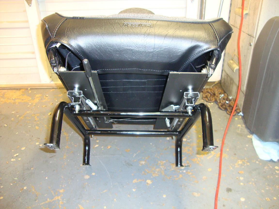TheSamba com :: Gallery - EMPI seat mounts with sliders