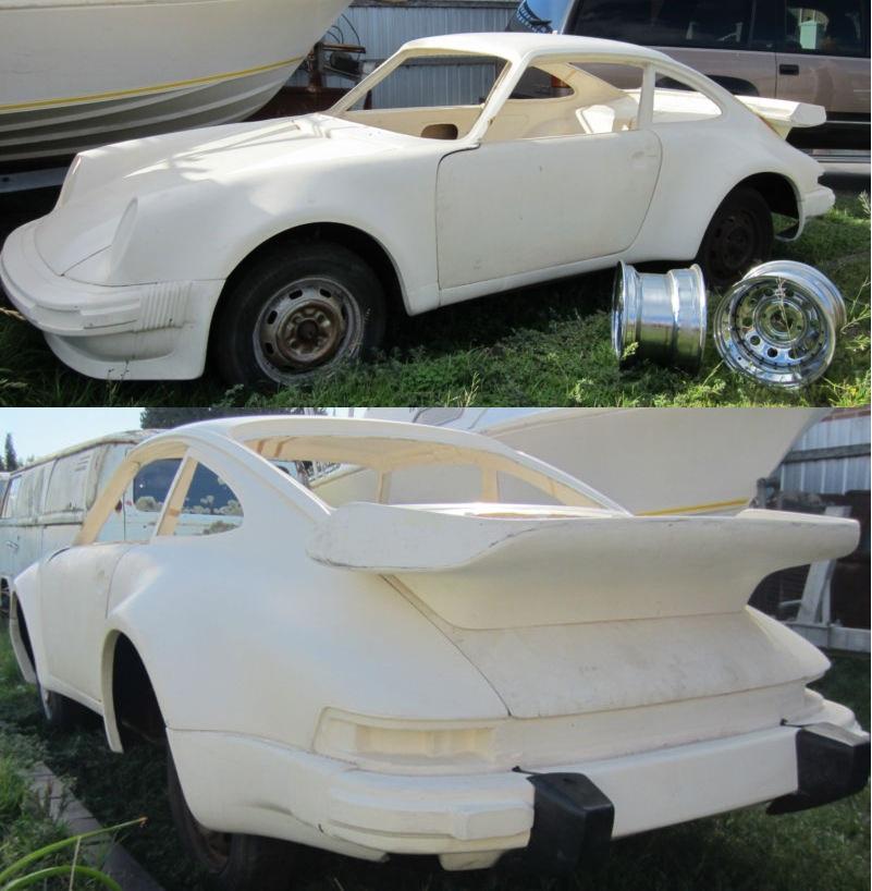 gallery porsche 911 kit car. Black Bedroom Furniture Sets. Home Design Ideas