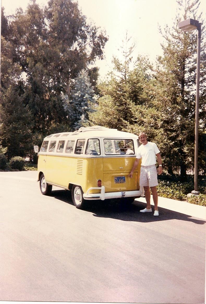 1963 23 window. Stolen in front of my house.
