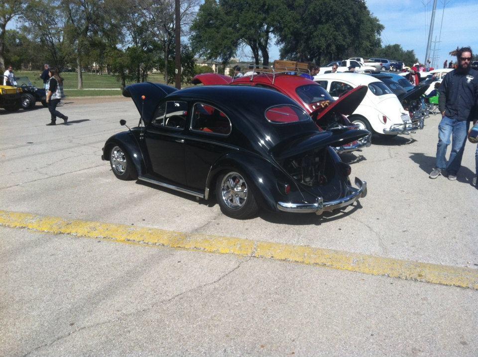 57 beetle dfw show