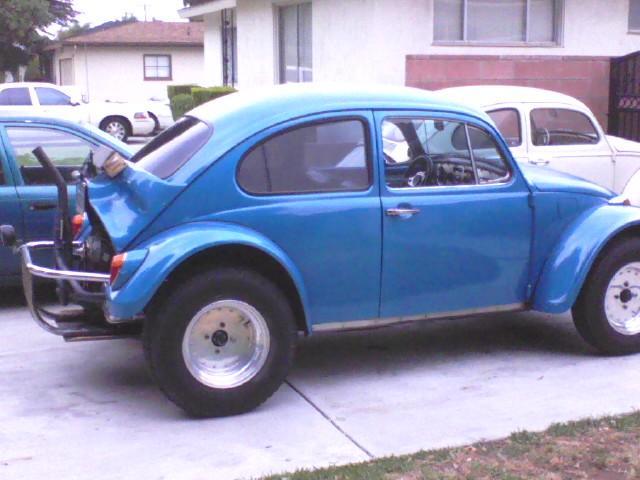 1969 VW Bettle