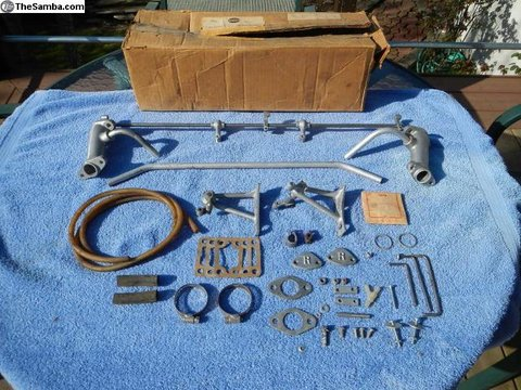 NOS Empi 36hp dual carburetor kit