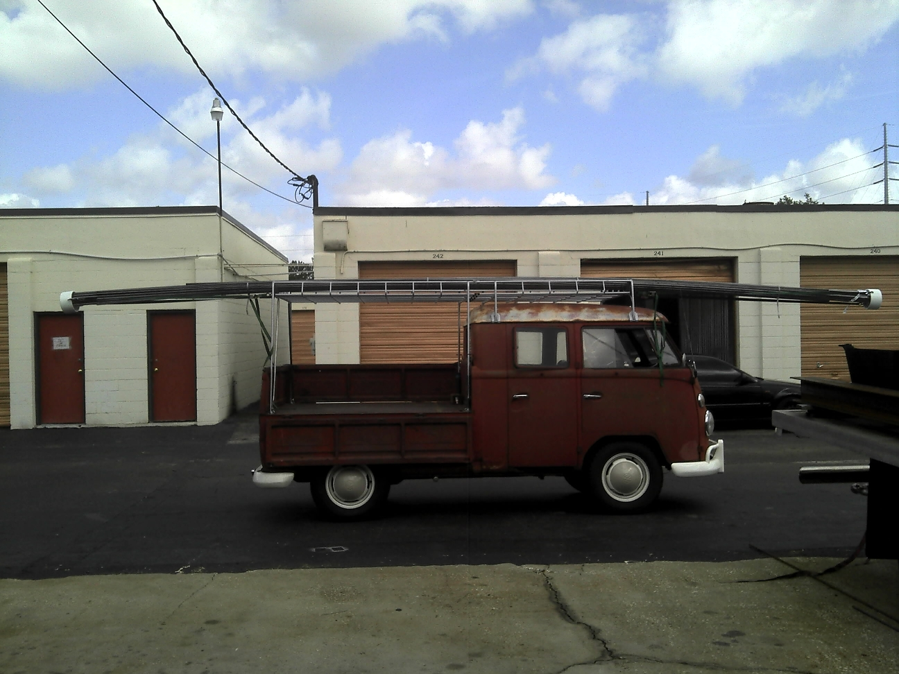 double cab working