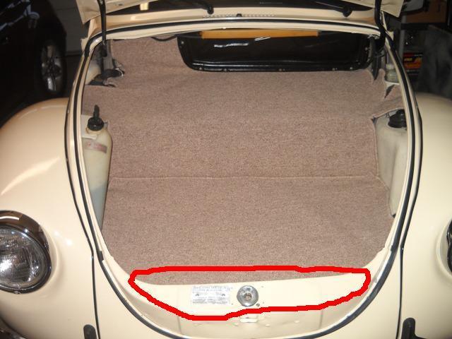 TheSamba.com :: Beetle - Late Model/Super - 1968-up - View topic - Hood latch isn't locking ...