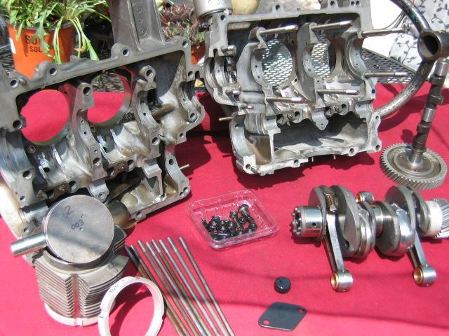 1602cc motor build photo