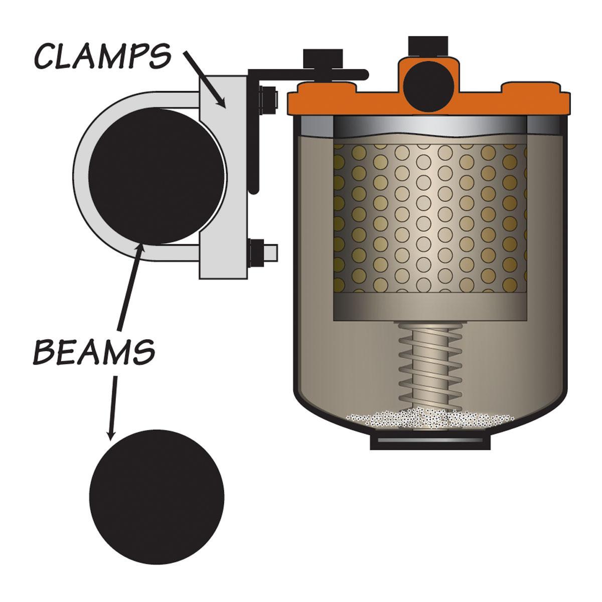 Fran Hpg 1 Fuel Filter Wiring Diagram Libraries Fram Hpgc1 Racing Thesamba Com Gallery Hpg1 Mounted On Beam