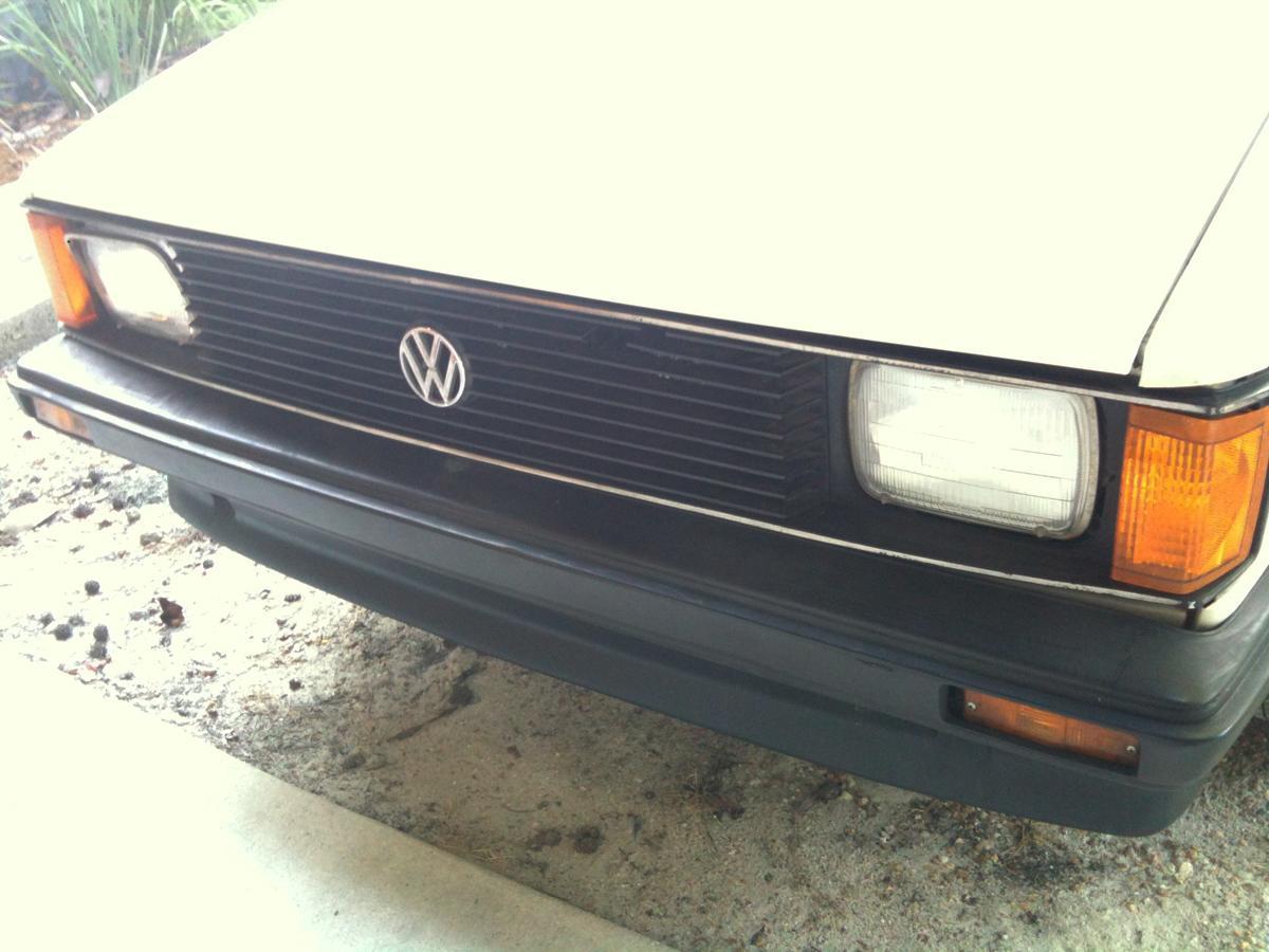 Garage Find '83 GTi P2