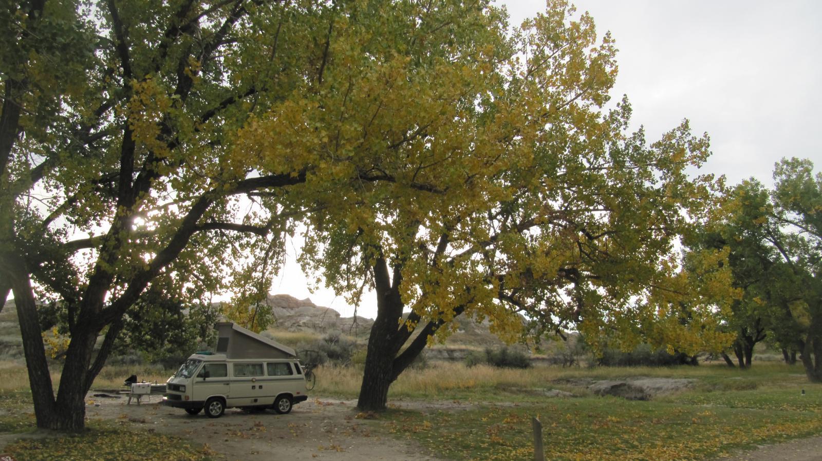 1990 camper Wilde
