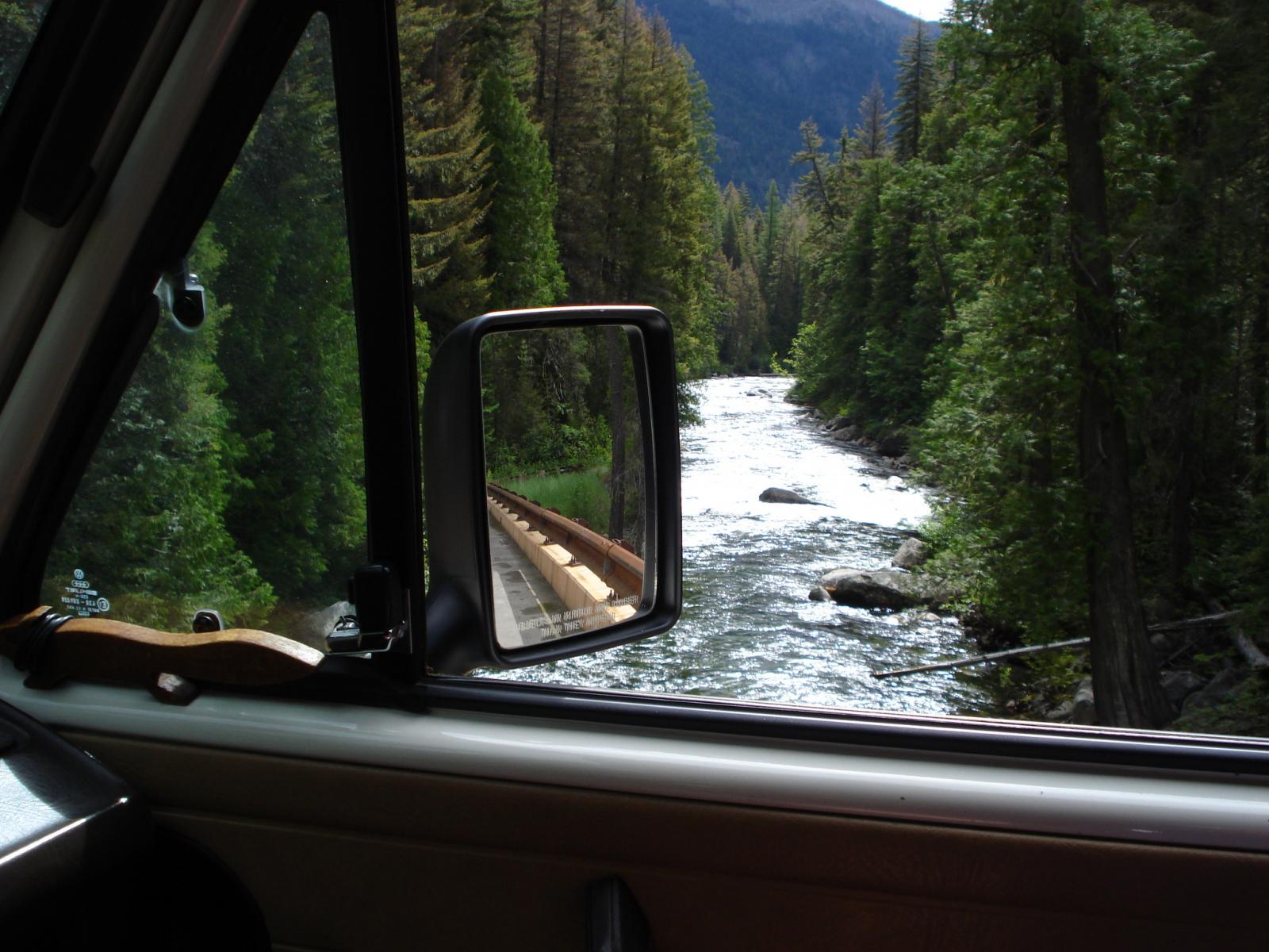 Icicle Creek Road