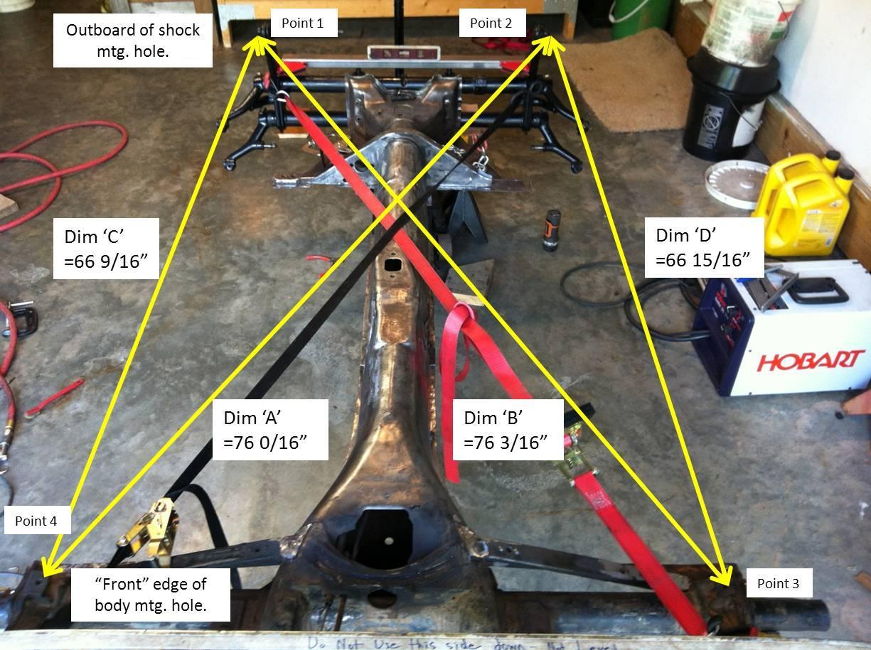 building a vw rail buggy