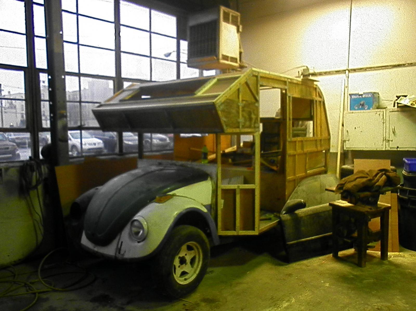 Thesamba Com Gallery Bug Motorhome