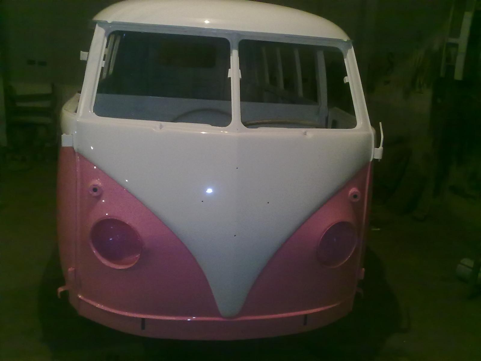 1960 Split Bus Egy001