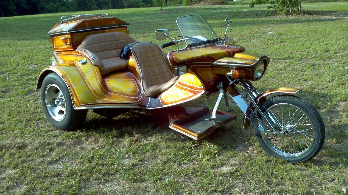 1986 stallion vw trike by arizona trikes