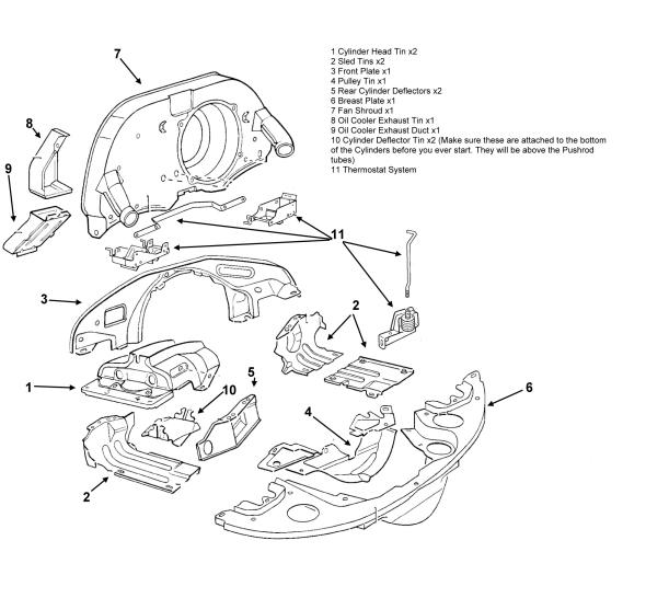 Baja Bug Wiring Diagram
